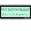 Responsabilités de classe