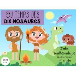 Au temps des Dix-nosaures