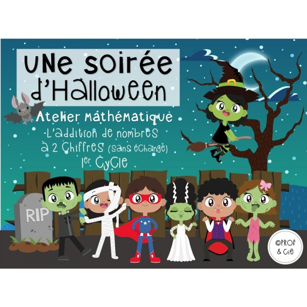 Une soirée d'Halloween