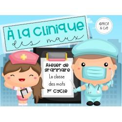 À la clinique des maux