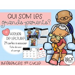 Qui sont les grands-parents?