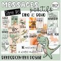 Messages positifs DINO et BOHO *Série #6