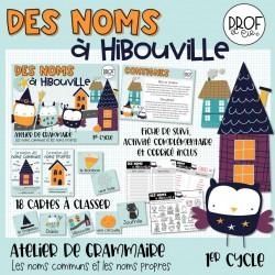 Des noms à Hibouville