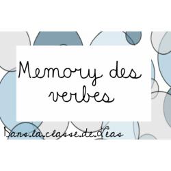 Memory des verbes