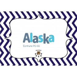 Alaska écriture