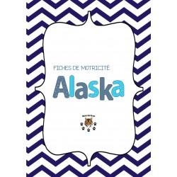 Fiches de motricité Alaska