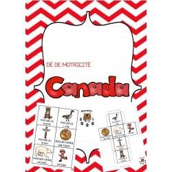 Dé de motricité de Canada