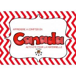 Puzzles nombres Canada