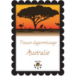 Australie trousse d'apprentissages