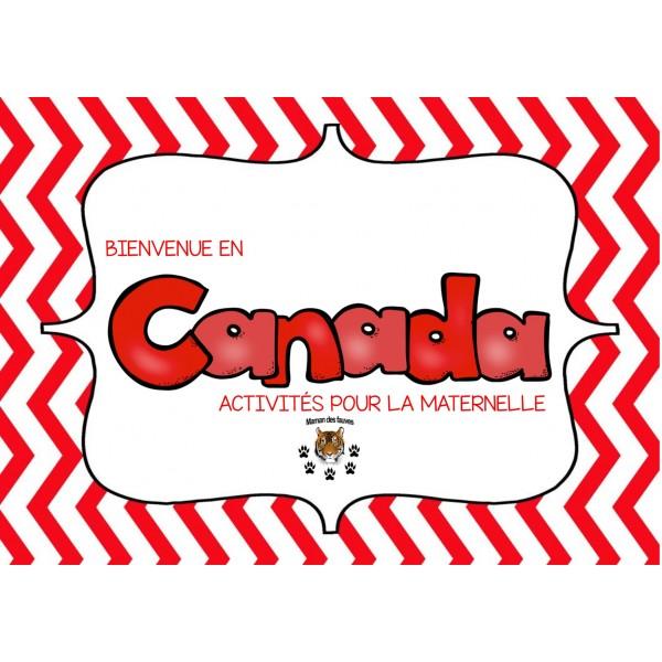 Canada trousse d'apprentissage