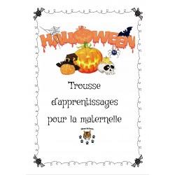 Trousse d'apprentissages Halloween