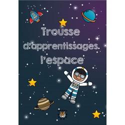 Trousse d'apprentissages de l'Espace