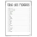 Cahier de sons - 2e  année
