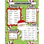 Écriture- Mission Père Noël