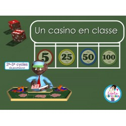 Un casino en classe