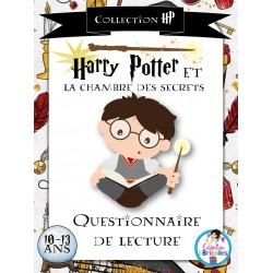 Harry Potter et la chambre des secrets (Lecture)