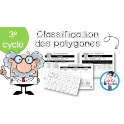 Géométrie (Classification des polygones)