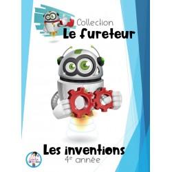 Le fureteur- Les inventions (4e année)