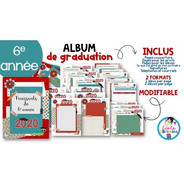 Album de graduation 2019-2020
