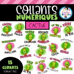 Collants numériques (Cactus)