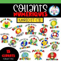 Collants numériques (Mario et cie)