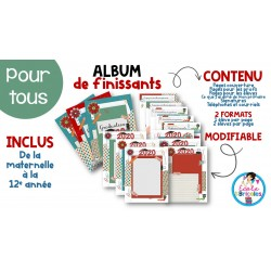 Album de finissants 2019-2020 (maternelle-12e)