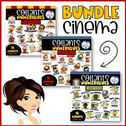 Collants numériques BUNDLE Cinéma