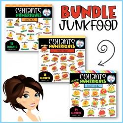 Collants numériques BUNDLE Junkfood