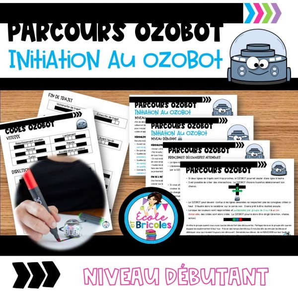 Initiation au OZOBOT