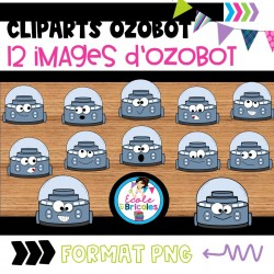 Cliparts Ozobots