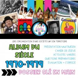 Dossier 8- Album du siècle 1970-1979