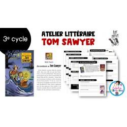 Les aventures de Tom Sawyer (lecture)