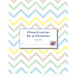 Planificateur du professeur 2019-2020