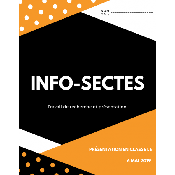 Info Sectes