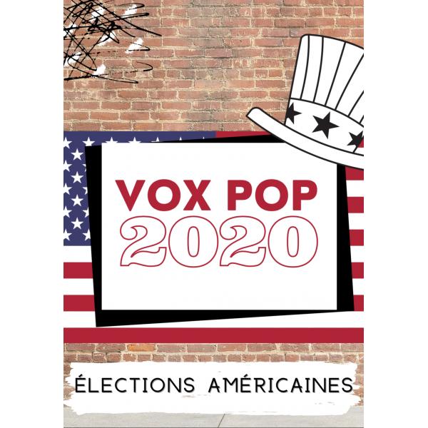 Vox pop élections américaines