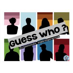Guess Who - Anglais langue seconde