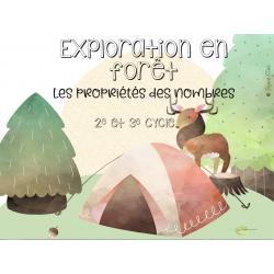 Exploration en forêt - Propriétés des nombres