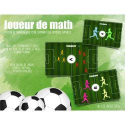 Atelier de math - Joueur de math - 1er cycle