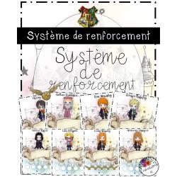 Système de renforcement (Poudlard)