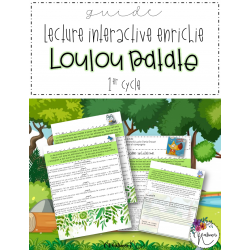 Lecture interactive enrichie (Loulou patate)