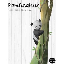 Planificateur 2020-2021 - 6 périodes