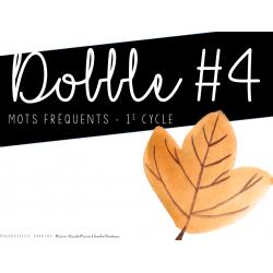 Dobble - mots fréquents #4