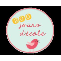 200 jours