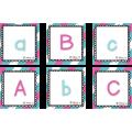 Lettres à découper et activités sur les lettres