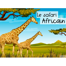 Le safari africain - 3e cycle