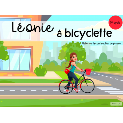 Léonie à bicyclette - 1er cycle
