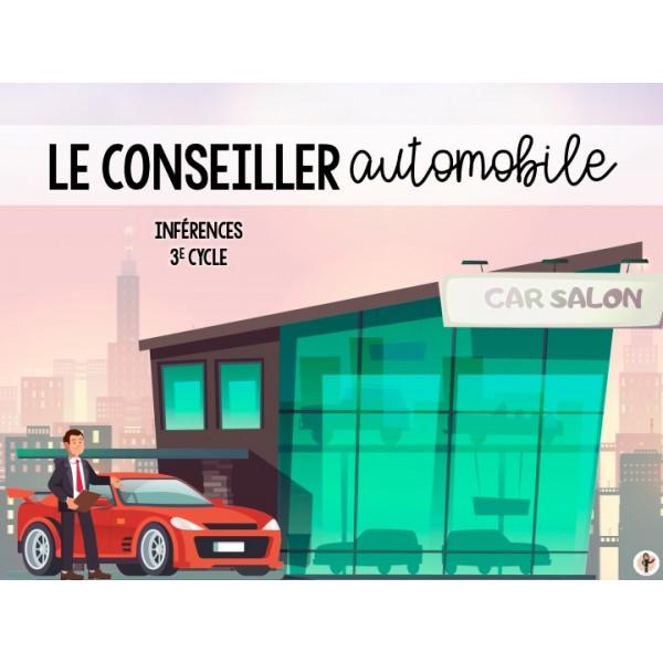 INFÉRENCES - Le conseiller automobile