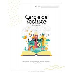 Cahier de cercle de lecture (2e cycle)