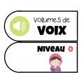 Système gestion du volume