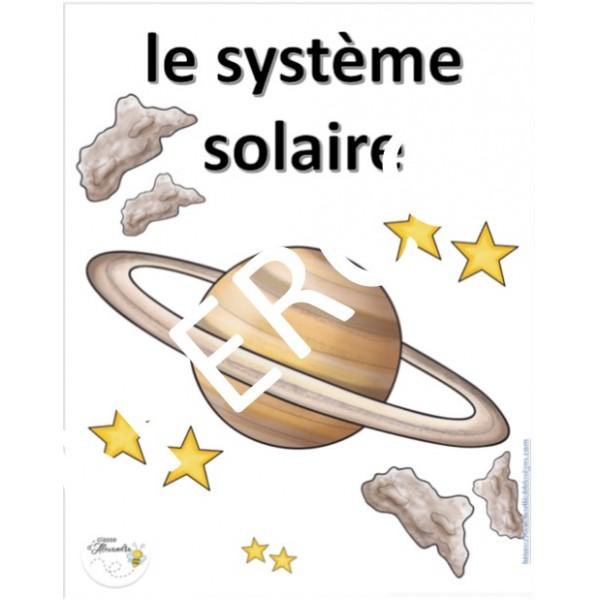 Activités: Le système solaire